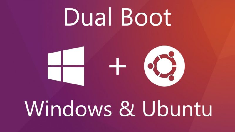 Dualboot Windows Ubuntu